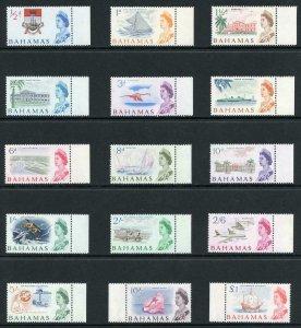 Bahamas SG247/61 1965 Set Fresh U/M