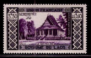 LAOS Scott C1 MNH** Airmail stamp with Dry tropical gum