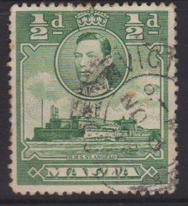 Malta Sc#192 Used
