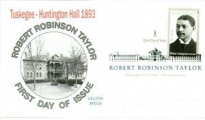 AFDCS 4958 Robert Robinson Taylor Tuskegee - Huntington Hall 1893