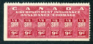 van Dam FU34 - CARIS: CAU 34 - 1948 - 3rd Issue - $1.08 - Rose - MNH