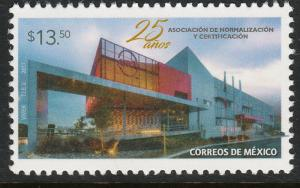 MEXICO 3084, NORMALIZATION AND CERTIFICATION ASSOCIATION. VF MNH