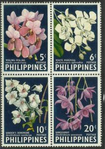 Philippines 1962 Scott# 853a MH BK4