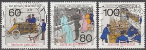 Germany #B694-6 F-VF Used CV $4.30 (D694)