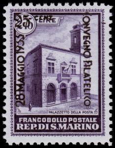 San Marino Scott 151 (1933) Mint NH VF, CV $40.00