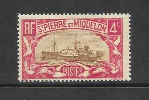 ST PIERRE #138  MLH
