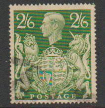 GB George VI  SG 476b Used