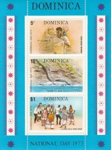 Dominica #385a MNH F-VF (SU6014L)