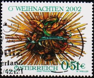 Austria. 2002 51c S.G.2663 Fine Used