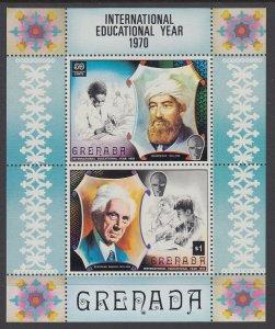 Grenada 402a Souvenir Sheet MNH VF