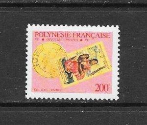 FRENCH POLYNESIA #O28  MNH