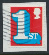 Great Britain SG 3671 Used  - Smilers Booklet stamp 2015   SC# 3354a