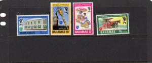 Bahamas 1968 Commw Parliamentary Conference MLH