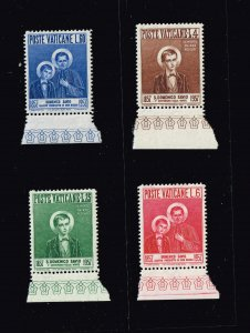 ITALY STAMP VATICAN MNH STAMP COLLECTION LOT #M1