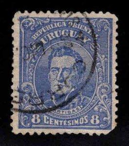 Uruguay Scott 206 Used stamp