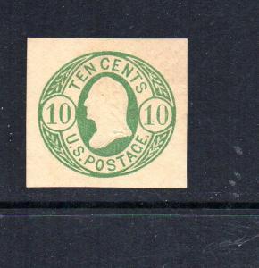 U40 Mint F  CV $42.5