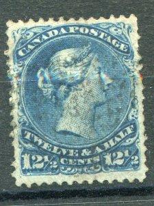Canada #28a  WMK  Used F-VF  - Lakeshore Philatelics