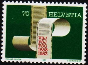 Switzerland. 1983 70c S.G.,1052 Unmounted Mint