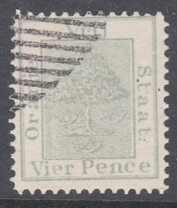 ORANGE FREE STATE  An old forgery of a classic stamp........................C951