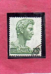 ITALIA REPUBBLICA ITALY REPUBLIC 1957 - 1974 S. SAN GIORGIO DI DONATELLO LIRE...
