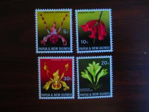 Papua and New Guinea #287-90 Mint Hinged- (JB4) WDWPhilatelic