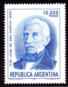 ARGENTINA 1197 MNH SCV $4.00 BIN $2.40 PERSON
