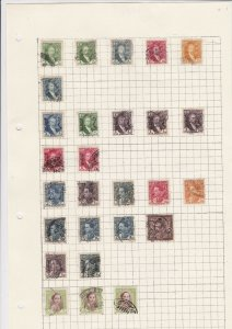 iraq stamps page ref 17294