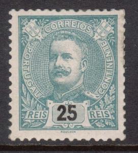 Portugal #116 VF Mint