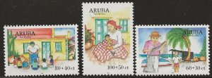 ARUBA  SC #  B56 - 8  MNH