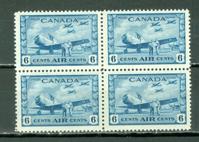 CANADA 1942 AIR #C7... BLK...MNH...$54.00