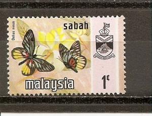 Malaysia - Sabah 24 MNH