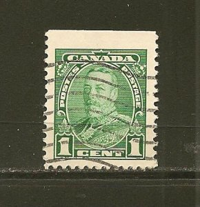 Canada 163 King George V Used