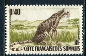 Somali Coast 1958: Sc. # 272; */MH Single Stamp
