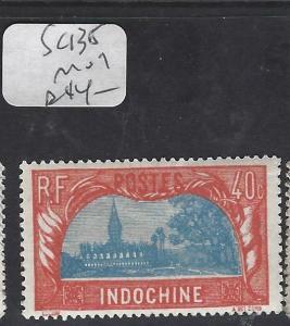 INDOCHINA FRENCH (P2612B)  SC 135    MOG