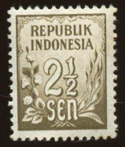 Indonesia, Sc# 370, MLH.
