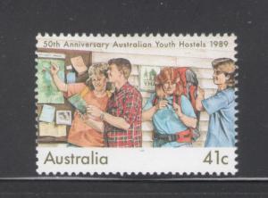 Australia 1989 Youth Hostels Scott # 1153 MNH