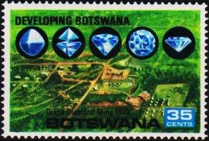 Botswana. 1970 35c S.G.264 Unmounted Mint