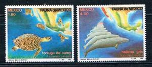Mexico MNH 1281-1282 (ML0124)+