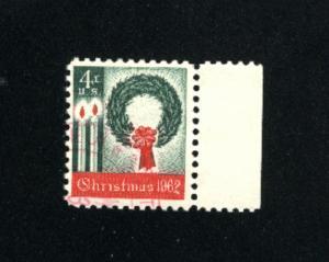 USA #1205  1  used 1962 PD .08