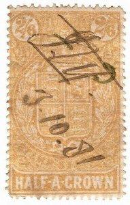 (I.B) Australia - Victoria Revenue : Stamp Statute 2/6d