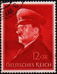 Germany. 1941 12pf+38pf S.G.760. Fine Used