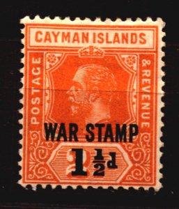 Cayman Scott MR6 Unused Hinged