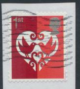 Great Britain SG 3673 Used  - Smilers Booklet stamp 2015  SC# 3354h
