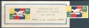 Brazil #950-951