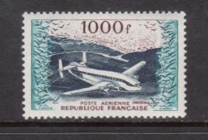 France #C32 VF Mint