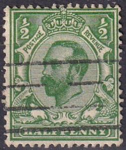Great Britain #151 F-VF Used CV $4.50 (A18798)
