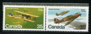 Canada - #875-76 - 2 stamps - MINT NH - 1980 - Item C102