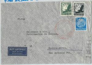 69959 - GERMANY - POSTAL HISTORY - COVER to ARGENTINA 1936