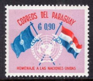 Paraguay 571 MNH VF