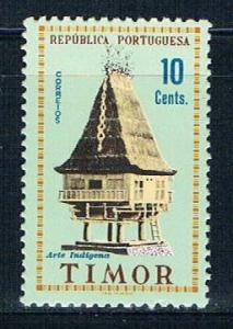 Timor 302 MNH House on stilts (T0045)+